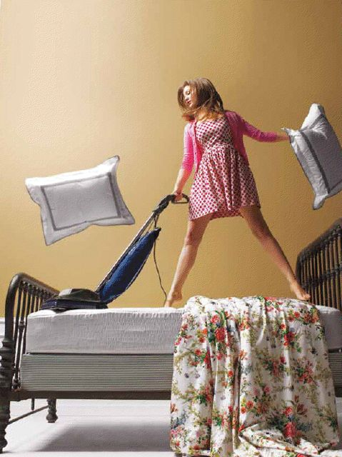 Spring into Cleaning Your Mattress